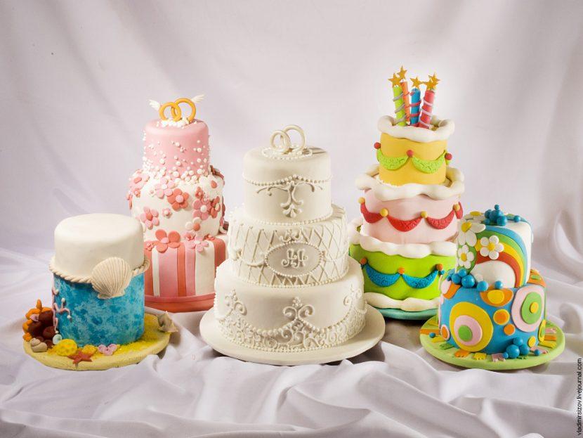 Преимущества изготовления тортов на заказ