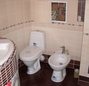 Современный и качественный ремонт в ванной комнате