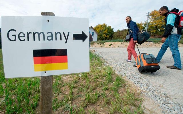 Об иммиграции в Германию