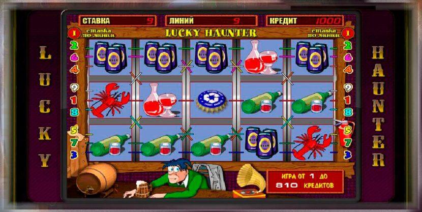 Играйте бесплатно в игровой автомат Лаки Хантер в 2019 году