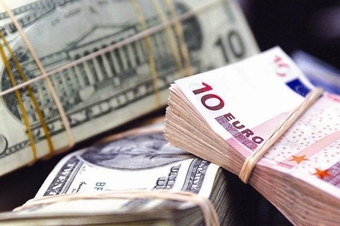Обмен валют сегодня в Киеве