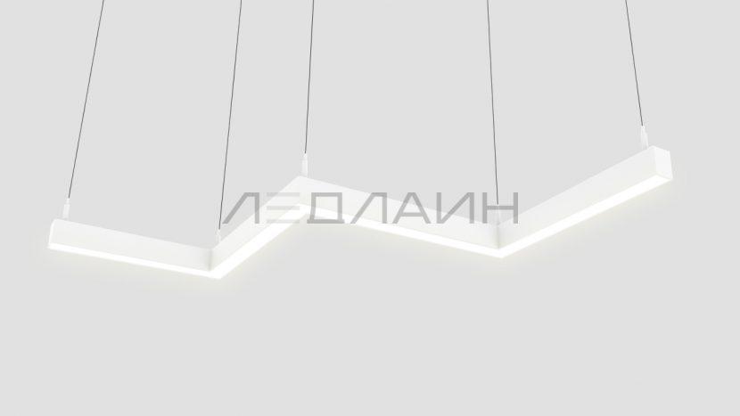 Как создать неповторимое освещение? Зигзагообразные светильники FIGURA серии FLASH