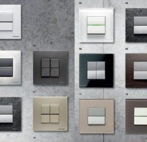 Розетки и выключатели: выбирайте лучшее!
