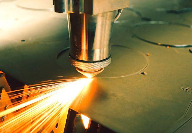 Услуги плазменной резки металла