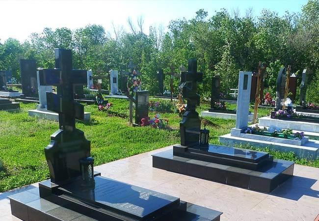 Памятники всех видов в Краснодарском крае
