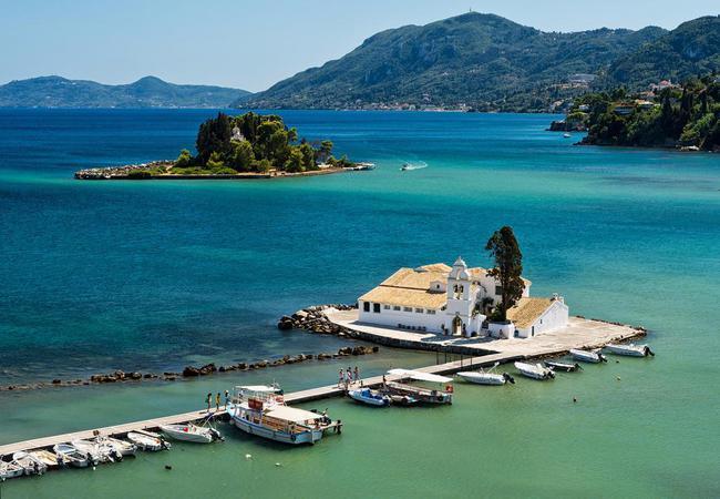 Горящие туры в Грецию из городов Украины