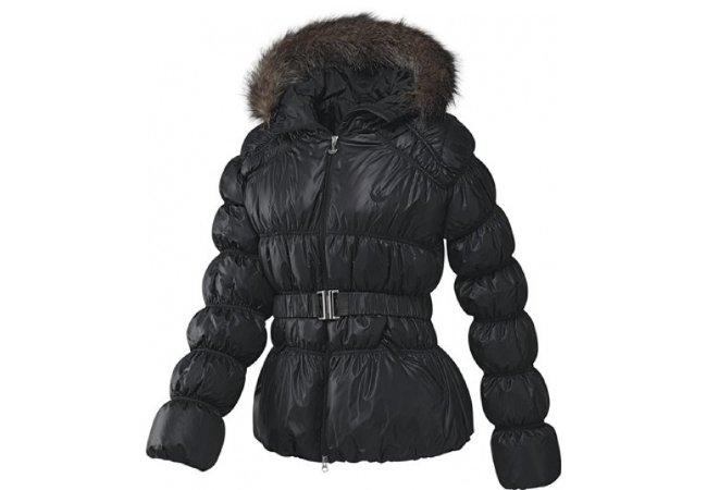 Парки и куртки с мехом купить СПб