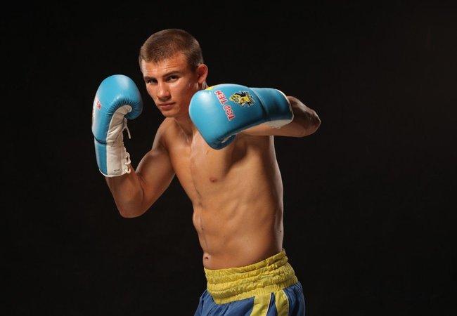 Бокс в Киеве