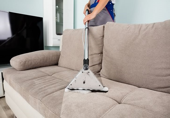 Химчистка диванов в Днепре