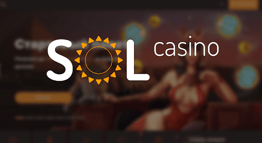 Казино Сол — прогрессивный игровой портал