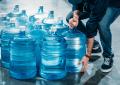 Быстрая доставка воды на дом от интернет-магазина по адекватной цене