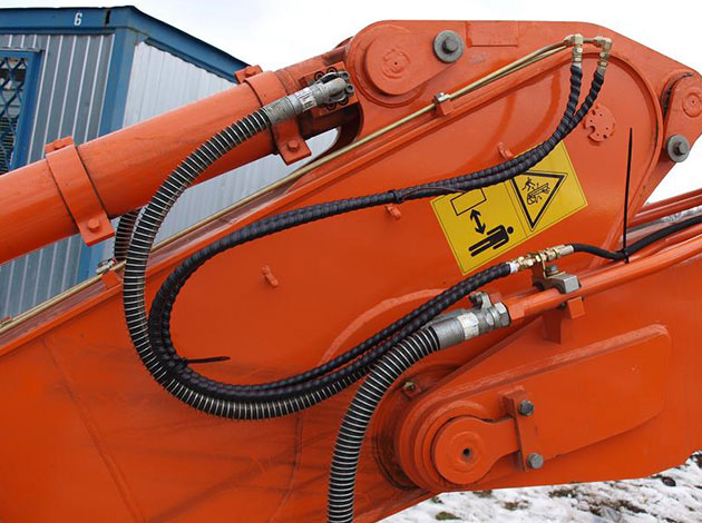 Гидроразводка для навесного оборудования