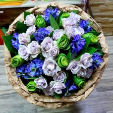 Где заказать красивый букет цветов?