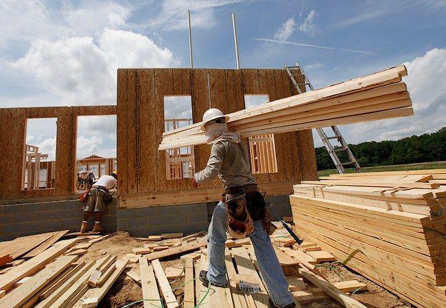 Строительство каркасных домов. Особенности каркасной технологии