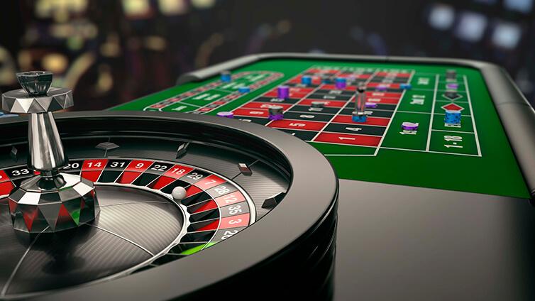 Современное казино