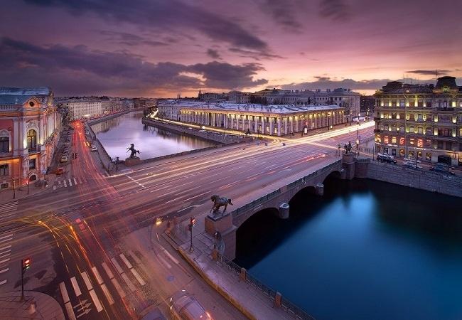 Санкт-Петербург: что делать и куда сходить туристу