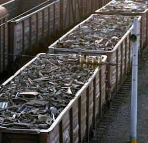 Вывоз металлолома. Прием цветного и чёрного металла в Москве с вывозом