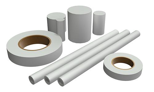 Промышленные материалы. Главные преимущества использования фторопласта, полиуретана