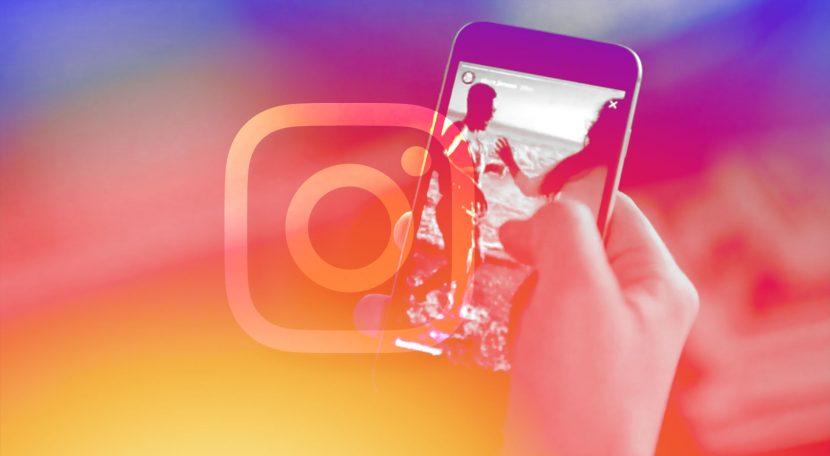 Фоновая музыка в Instagram Stories