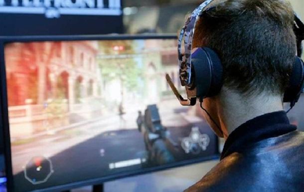 Виртуальная витрина компьютерных игр
