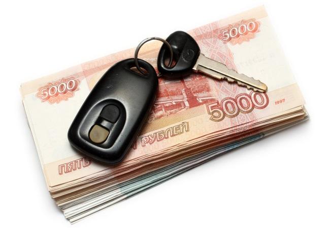 Кредит под залог автомобиля в банке Тинькофф