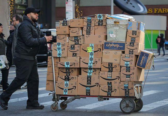 Доставка товаров из Китая в Москву