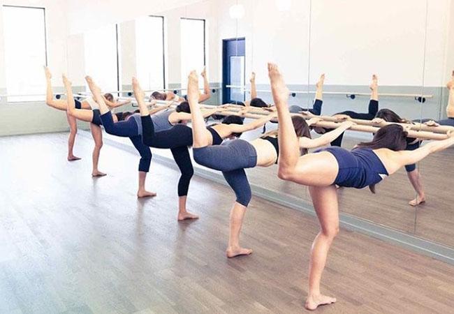 Танцы для взрослых. Уроки боди балета в Санкт-Петербурге