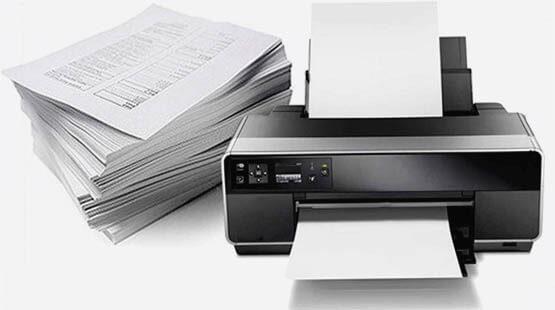 Желаете цветную и черно-белую печать документов?