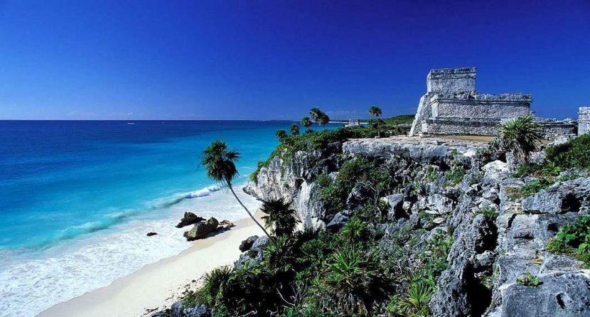Экскурсии в райской Мексике по археологическим памятникам