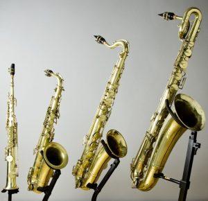Обучение игре на саксофоне и других музыкальных инструментах