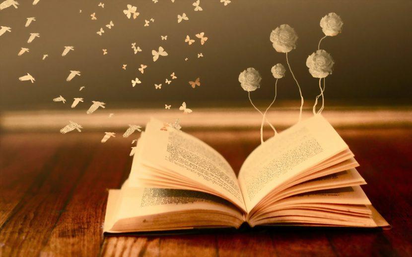 Чтение книг дарит новую жизнь