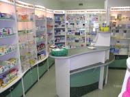 Функциональность мебели для аптек ПФК «Домм»