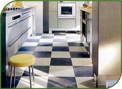 Керамическая плитка - самая оптимальная отделка для кухни