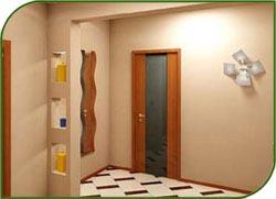 Крашенные двери - практичность любого интерьера