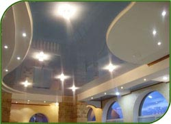 Натяжные потолки подарят стиль вашему дому