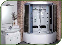Обустройство ванной комнаты в отеле: выбираем душевые кабины