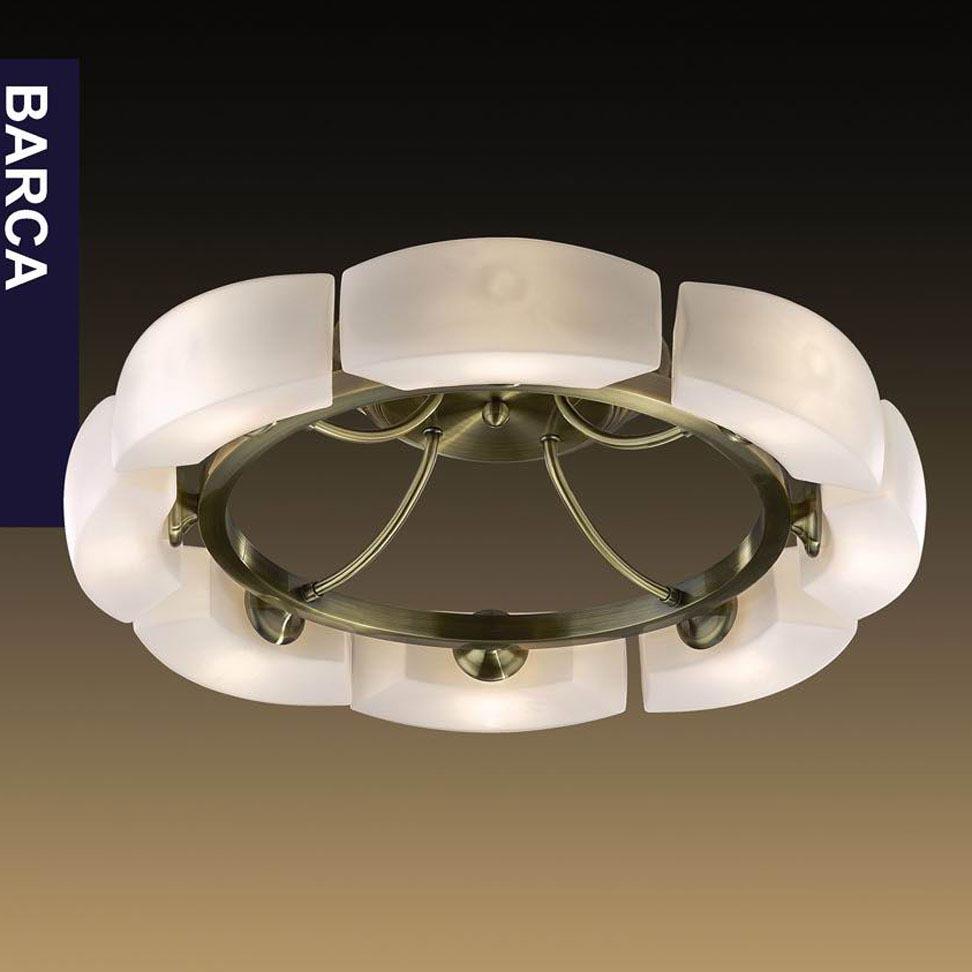 Описание коллекции светильников Odeon Barca