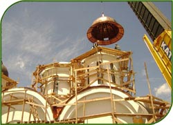 Российские специалисты намерены отреставрировать колокола на Соловецком монастыре