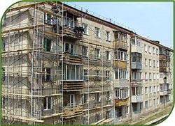 Российский Кабмин рассмотрит проект закона относительно финансирования капремонта жилых зданий