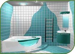 Современный способ реставрации ванны Стакрилом методом наливной ванны