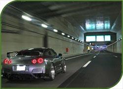 У японцев есть повод задуматься: десятки автомобильных тоннелей требуют осмотра и ремонта