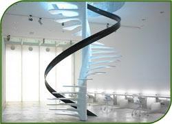 Уникальные образцы в дизайне лестниц