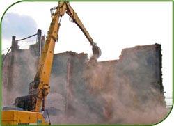 В Кузбассе будет уничтожено порядка 300 построек