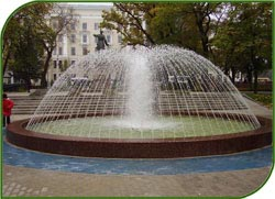 В Москве на площади ТПУ «Бутырская» будет обустроен городской сквер с фонтанами